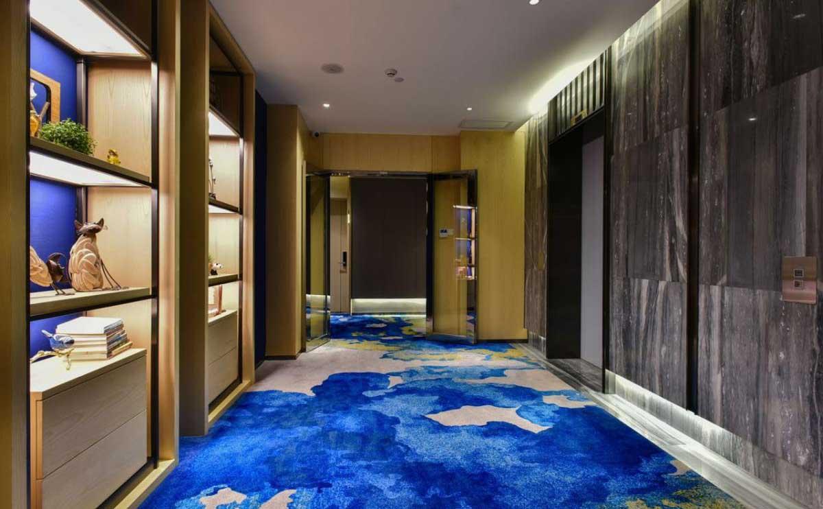 水晶酒店装修设计