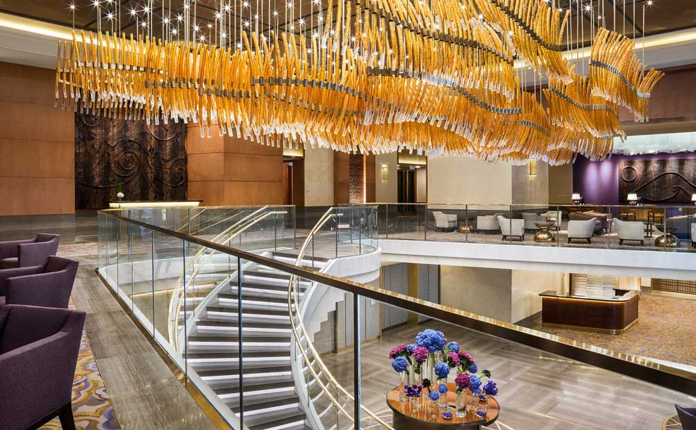 金沙城中心酒店装修设计