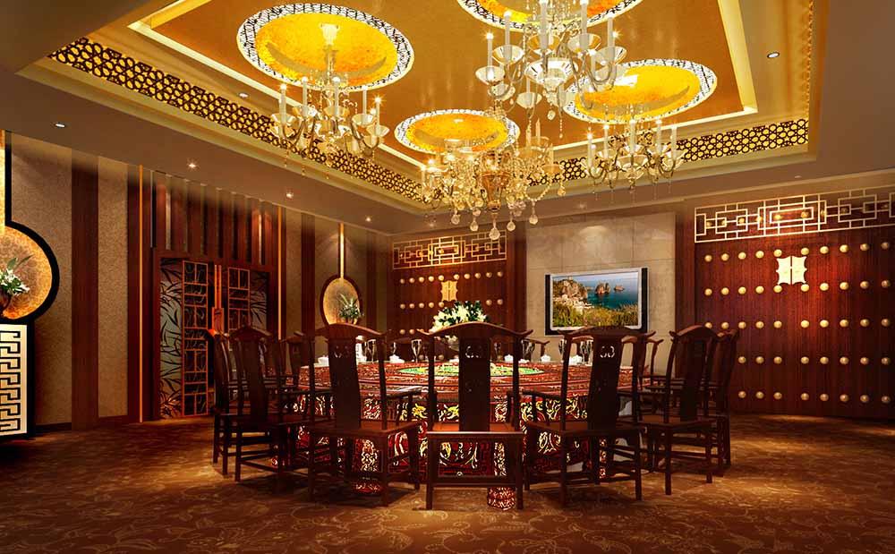 广州餐厅装修设计