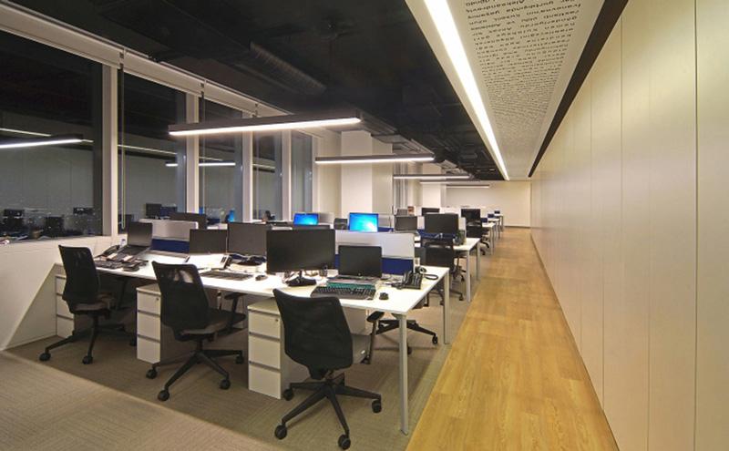 D&R办公室装修