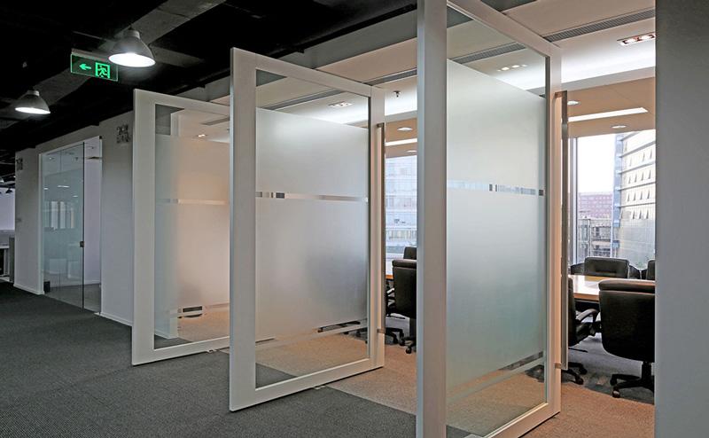 泰康大厦办公室设计
