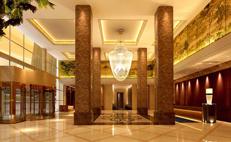 巨川商务酒店装修