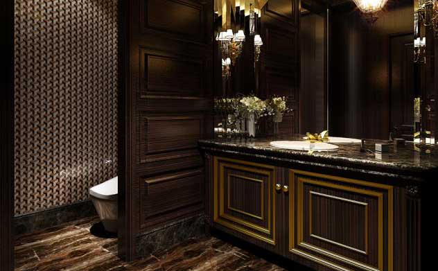 长沙酒店装修设计