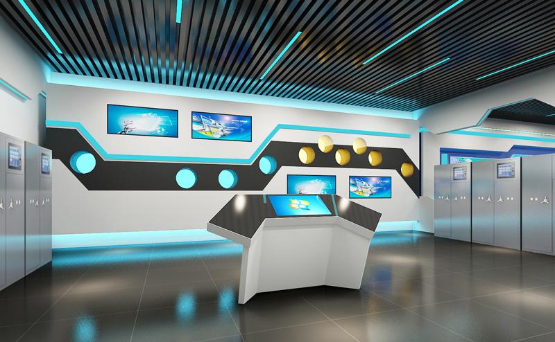 泰科力合科技有限公司厂房装修