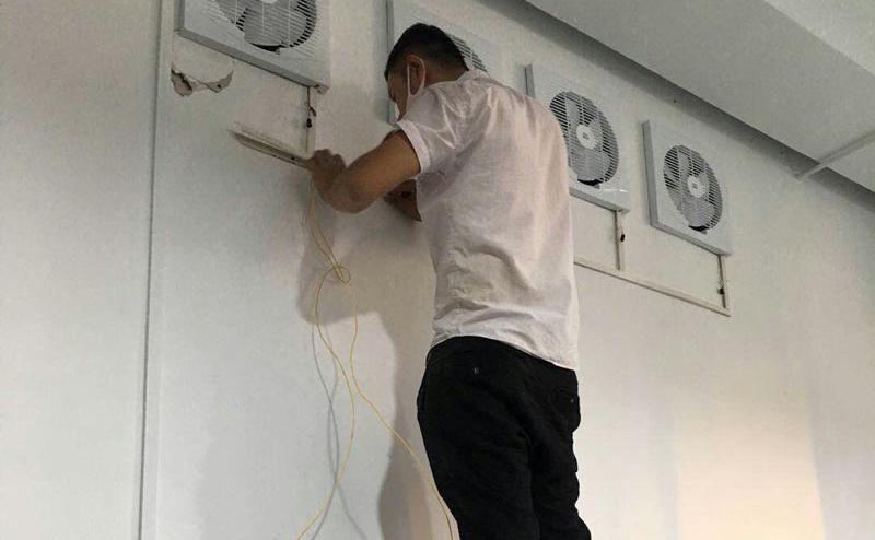 云序生物科技有限公司厂房装修