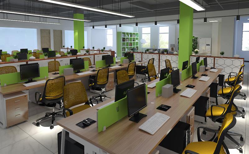唐山市柳林自动化设备有限公司厂房装修