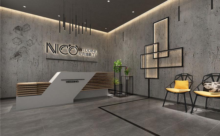 尼克派斯文化传媒有限公司办公室装修