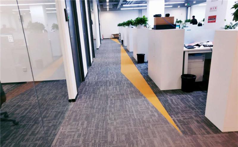 深瞳信息技术有限公司办公室装修