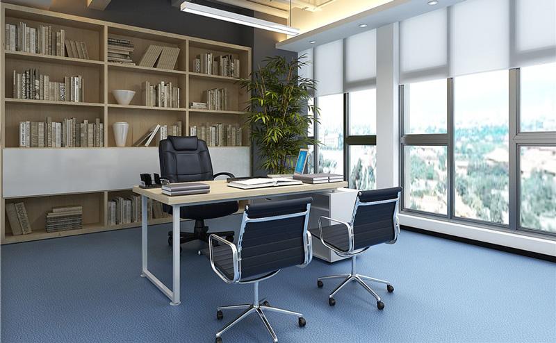 杭州雅威科技办公室装修