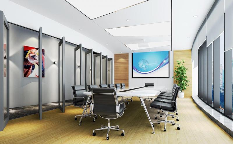 激活传媒办公室装修设计