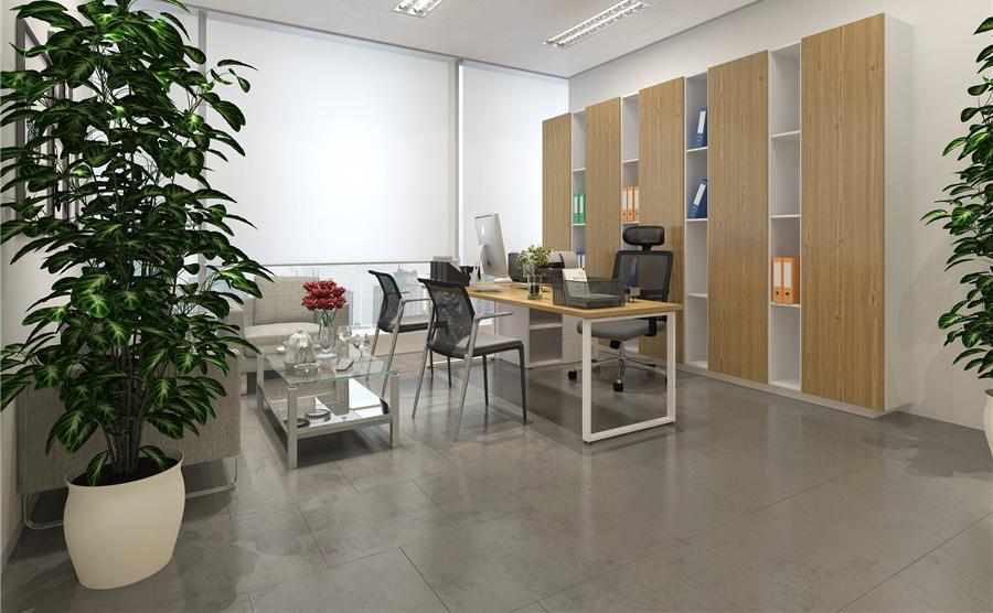 上鼎资产管理有限公司办公室装修