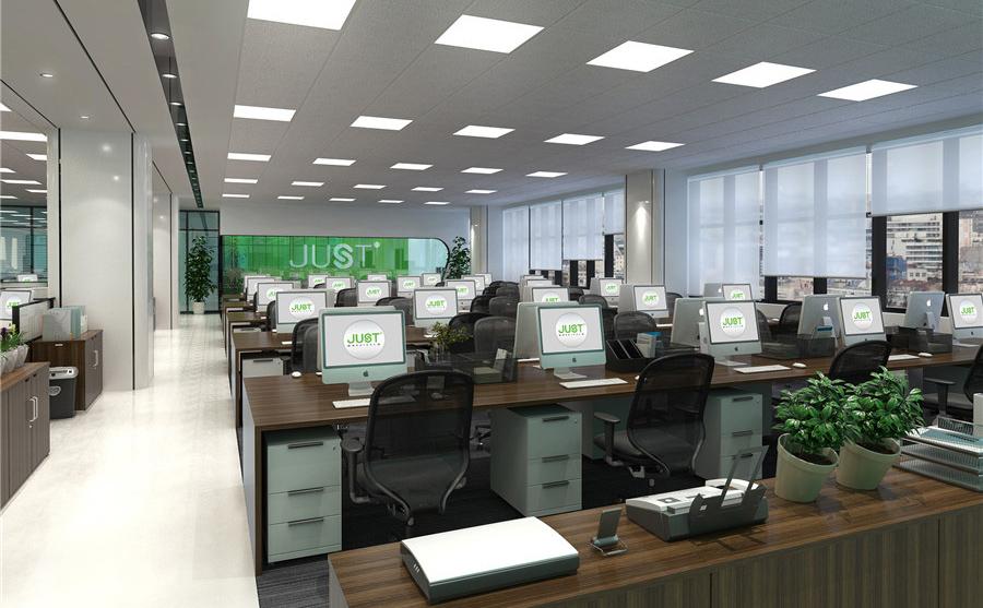 湖北嘉思特医疗技术有限公司办公室装修