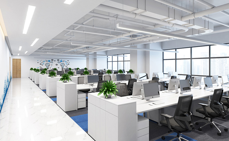 首信万景新能源发展有限公司办公室装修