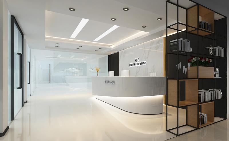 深圳市贝诺特环保科技办公室装修