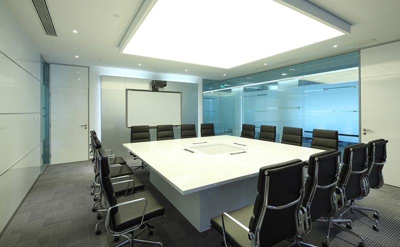 大众汽车集团(中国)办公室装修