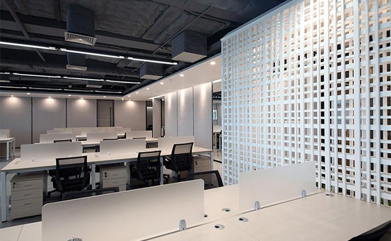深圳市创捷供应链有限公司办公室装修