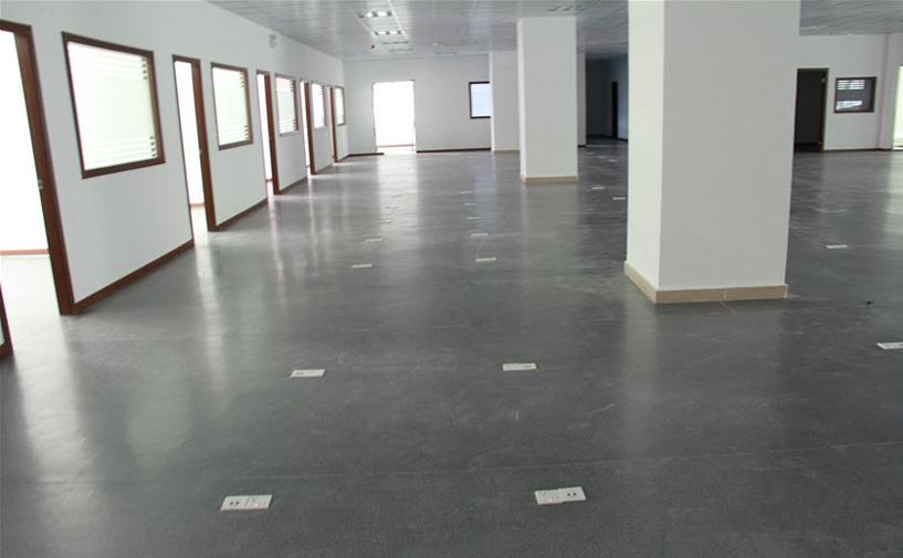 沙井厂房装修