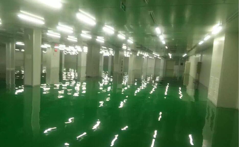 电子厂无尘车间装修