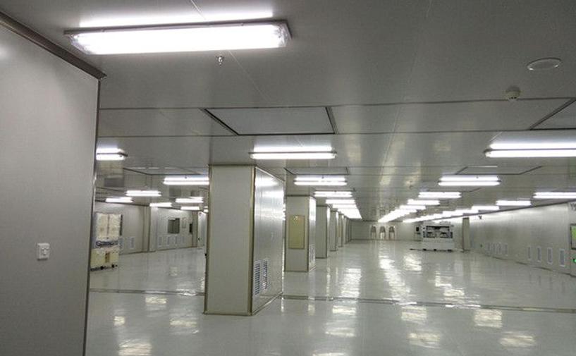 深圳坪山办工厂房装修