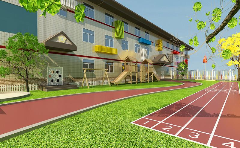 睿德姆国际幼儿园beplay体育网页版设计