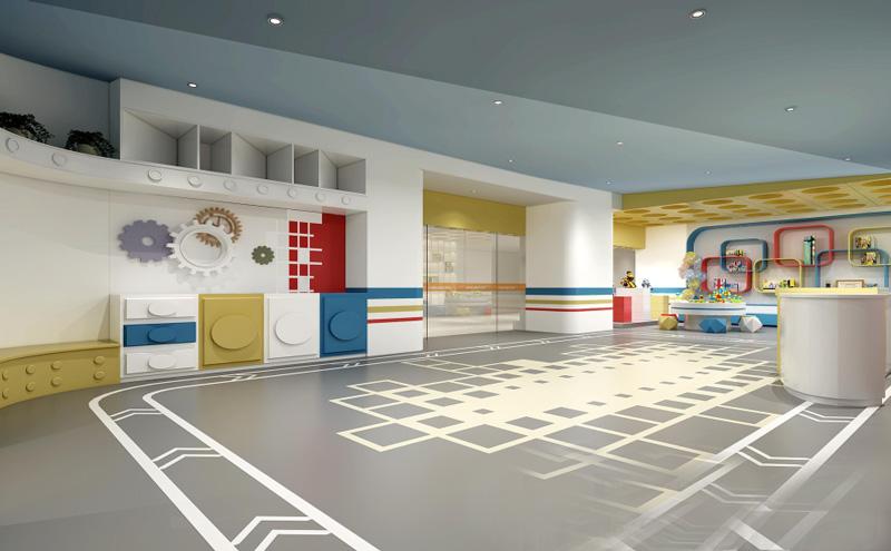 百变创造力乐高幼儿园早教机构beplay体育网页版工程