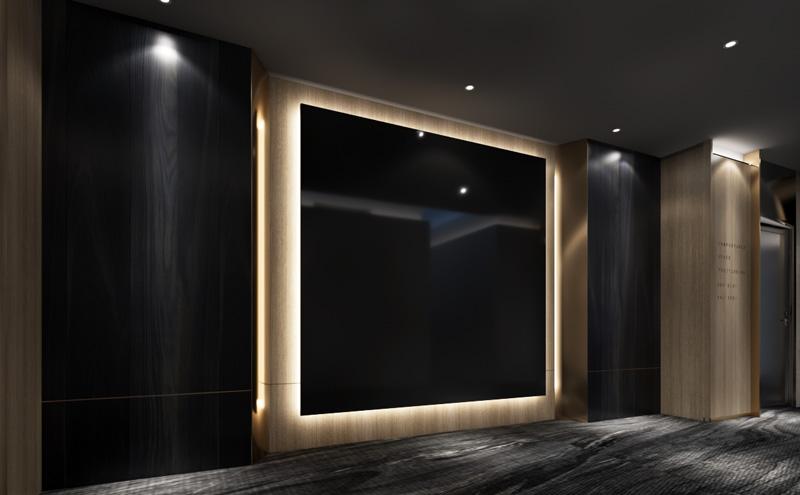 电竞艺术酒店室内beplay体育网页版工程