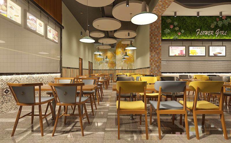 金泰美食城快餐厅