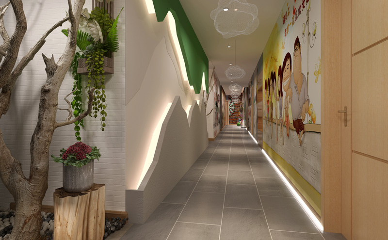 青年旅社主题酒店beplay体育网页版设计