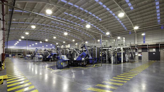 工厂车间河北11选5玩法介绍,工厂车间的电线安装标准